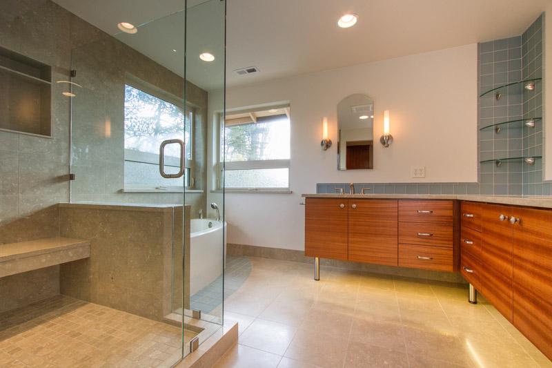 Custom Master Bathroom